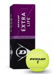 Tennisbälle - Dunlop Extra Life - 3er Pack
