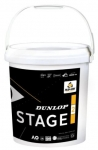Tennisbälle - Dunlop Mini Tennis - Stage 2 - 60 Stck. - orange - 2019