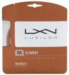 Tennissaite - Luxilon - ELEMENT - bronze - 12,2 m (2018)