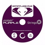 Tennissaite - Grapplesnake - Excellent Purple - 12 m