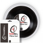 Tennissaite - Tennisman Fibre Gut - black - 200 m