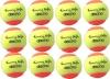 Tennisbälle - DISCHO Funny Soft - Methodik - Stage 2 - 12er Pack gelb/orange