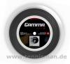 Tennissaite - Gamma Moto schwarz - 200m