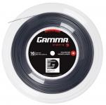 Tennissaite - Gamma i.O Soft- dunkelgrau- 200m
