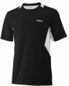 Wilson - Mens Great Get Crew -schwarz