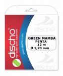 Tennissaite - Green Mamba PENTA - 12 m