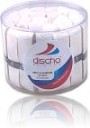 DISCHO - Pro Tour - Basisgriffband - weiss - 24 Stck - 1,6 mm
