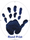 Tourna- Fun Racketschablone- Hand