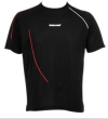 Babolat - T-Shirt Men Club Schwarz