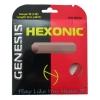 Tennissaite - GENESIS Hexonic - rot - 12 m