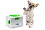 iDog mini -inkl. Fernbedienung- Ballwurfmaschine für Hunde -Apportiermaschine - Ballwurfautomat