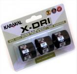 Karakal - X-Dri Overwrap Grip - 3er