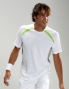Kariban Tennis-T-Shirt
