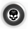 Tennissaite - BLACK SKULL - KILLER - 200 m