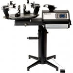 Besaitungsmaschine Gamma 8900 ELS LCD / Suspension Mounting System