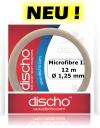 Tennissaite - DISCHO  MICROFIBRE II - 12 m