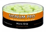 Neu! Signum Pro - Micro Grip 30er - gelb -Box