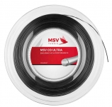 MSV Co Ultra - 200 m - black