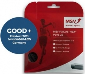MSV Focus HEX® PLUS 25 - 12 m