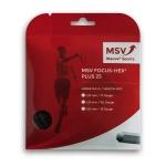 MSV Focus-HEX® PLUS 25 - 12 Meter - black