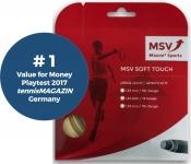 Tennissaite - MSV Soft-Touch - 12 m