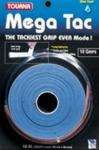 Unique - Tourna Mega Tac- 10er Packung - blau