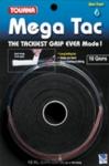 Unique - Tourna Mega Tac- 10er Packung - schwarz