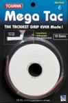 Unique - Tourna Mega Tac- 10er Packung - weiß