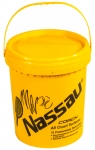 Tennisbälle - Nassau Coach - 72 Bälle im Eimer