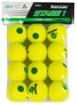 Tennisbälle - Nassau Methodik Cool - Stage 1 - 12 Stck