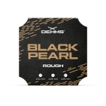 Tennissaite - Oehms Black Pearl Rough - 200 m