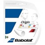 Tennissaite - Babolat - Origin - 12 m - rot