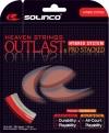Tennissaite - SOLINCO Outlast und Pro-Stacked Hybrid System