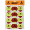 Tennisbälle- Methodik-Tennisball Easy XL - Stage3 - 12er Pack