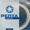 Tennissaite - Penta Multi Fibre - 12 m - natur