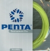 Tennissaite - Penta Tournament Pro - 12 m - gelb