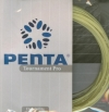 Tennissaite - Penta Tournament Pro - 12 m - natur