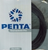 Tennissaite - Penta Tournament Pro - 12 m - schwarz