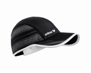Performance Cap - schwarz/weiß