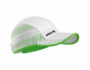 Performance Cap - weiß/green