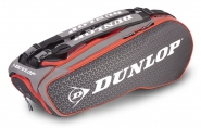 Dunlop - Performance 8 Racket Bag - schwarz-rot - 2018
