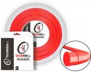 Tennissaite - Tennisman PHASER (orange-metallic) - 12 m