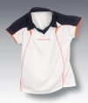Signum Pro - Polo Shirt Tour (Woman) - white/black