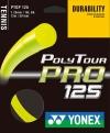 Tennissaite - Yonex Poly Tour Pro gelb - 12m