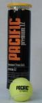 Tennisbälle- Pacific - Premium XL - 4er Dose