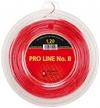 Tennissaite-Kirschbaum Pro Line II - 200m - rot