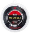 Tennissaite-Kirschbaum Pro Line II - 200m - schwarz