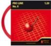 Tennissaite-Kirschbaum Pro Line II rot - 12m