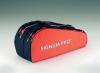 Tennistasche- Signum Pro - 8-Racketbag - orange/black