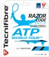 Tennissaite - Tecnifibre TF RAZOR CODE 1,25mm-  200 Meter